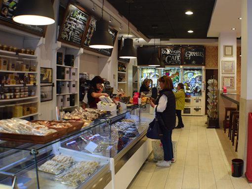 Cafetería Manterola