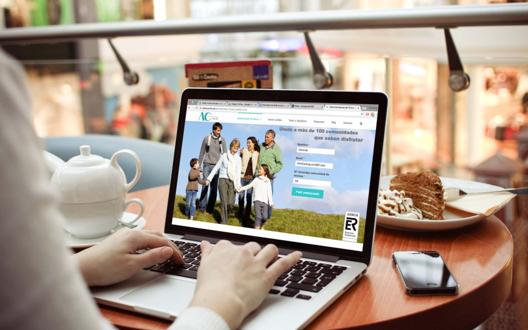 Empresas de toda la vida que se actualizan digitalmente – Imagen corporativa digital
